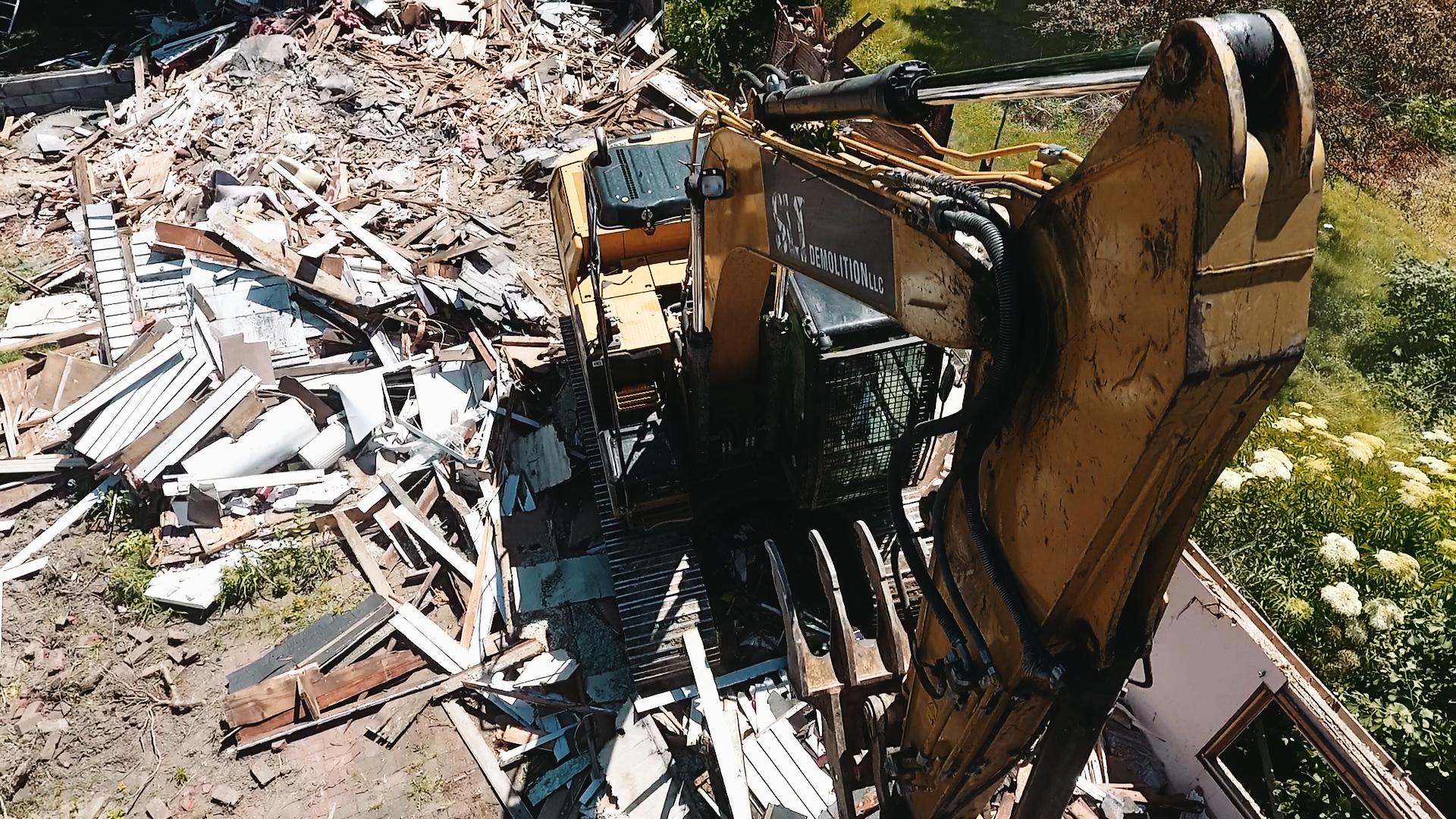 St Louis Demolition Company - SLT Demolition